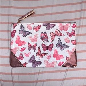 ipsy butterfly makeup bag